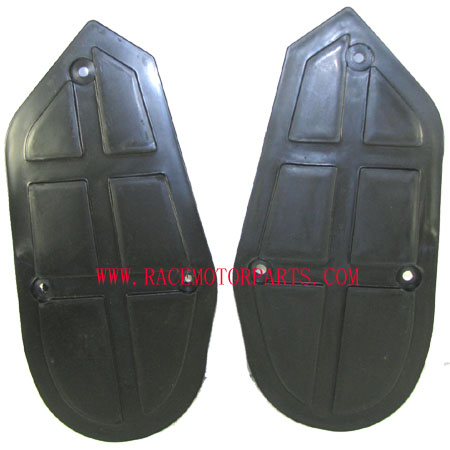 2 stroke 47cc 49cc ATV Pocket Quad Foot step Pad Set